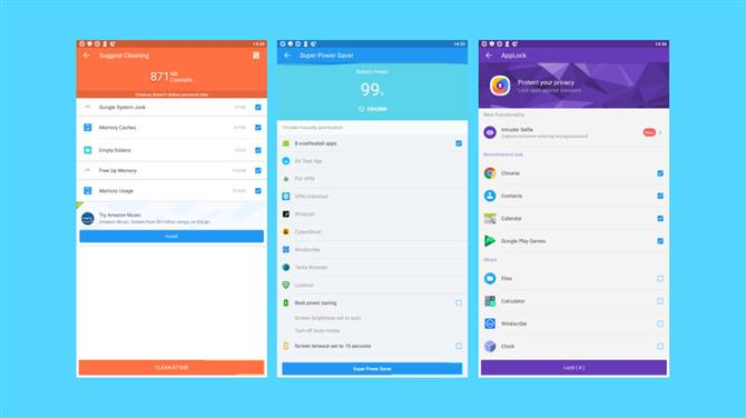 360 Security - Free Antivirus, Booster, Cleaner review